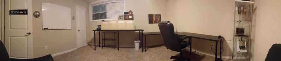 print room (mine)